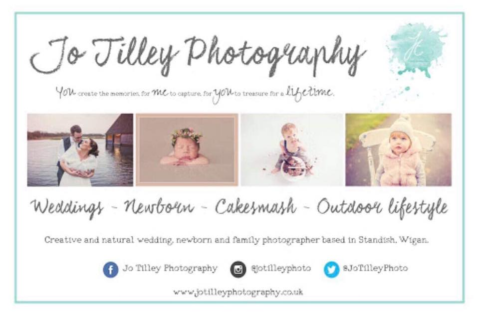 Business Of The Week: Jo Tilley Photography