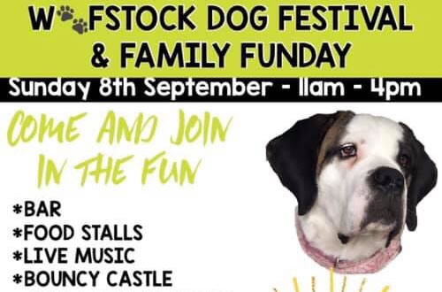 Woofstock Dog Festival & Family Fun Day