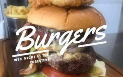 Burger Night is Back!